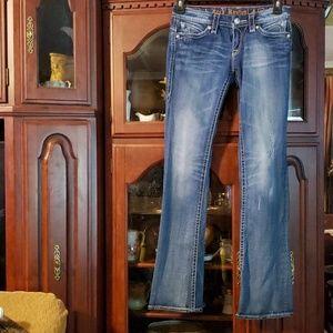 Rock Revival Bling Jeans